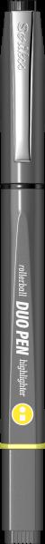 Grey / Black-Yellow-1222